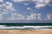 побережье моря — Стоковое фото