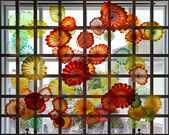 Art glass — Stock Photo
