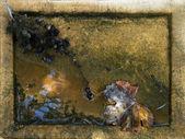 秋の静物画 — ストック写真