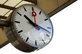 Runda stationen klockan — Stockfoto