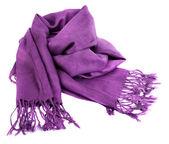Echarpe violet — Photo