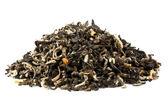 čaj sypaný čaj sušené listy — Stock fotografie
