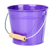 Pink watering can — Stock Photo