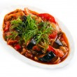 Vegetable Stew — Stock Photo