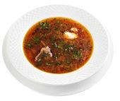 炖牛肉汤 — 图库照片