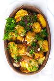 Potato stew — Stock Photo
