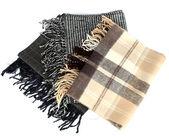 цветной шарф — Стоковое фото