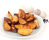 Baked potato — Stock Photo