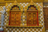 Gateway into the Buddhist church,Wat in Thailand — Zdjęcie stockowe