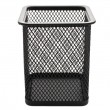 Empty wastepaper basket — Stock Photo