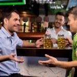 Spending time in bar — Stock Photo #37123799