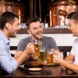 Spending time in bar — Stock Photo #37123925