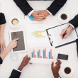 Business meeting — Stock Photo #37386195