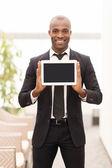 Deelnemen aan een digitale tijdperk — Stockfoto