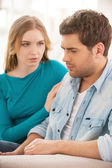 Relationship difficulties. — Stock Photo