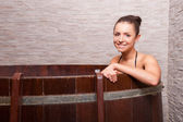 Beauty treatment. — Foto Stock