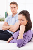 Problems with relationship. — Stock Photo