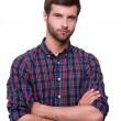 Handsome young man — Stock Photo #48087149