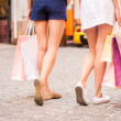 Women shopping. — Stock Photo #48429127