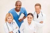 Pewność lekarzy — Zdjęcie stockowe