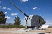 MK 39 navy gun — Foto Stock