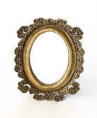 Vintage mirror — Stock Photo