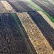 Crops from up above — Stockfoto