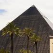 Famous Luxor hotel in Las Vegas — Stock Photo