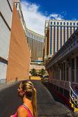 Sightseeing in Las Vegas — Stock Photo