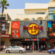 Stock Photo: Hard Rock Cafe in Hollywood