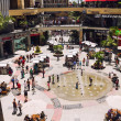 Постер, плакат: Artesian well in Hollywood and Highland Center