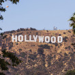 Hollywood sign in Mount Lee, Los Angeles — Stock Photo #41713237