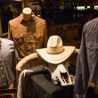 Cowboy clothes shop — Stock Photo #42284549
