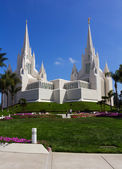 Temple in San Diego — Stock Photo