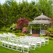 Wedding Venue and Chairs — Stock Photo #37078329