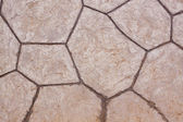 Stone Tile Work — Stock Photo