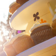 Wedding Cupcakes — Stockfoto #37080979