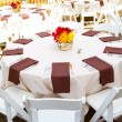 Wedding Reception — Stock Photo