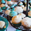 Wedding Cupcakes — Stock Photo #37089561