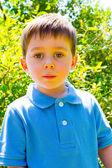 Child Portraits — Stock Photo