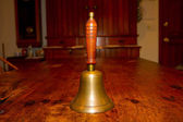 Antique Bell — Stock Photo