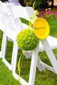 Green Flower Balls — Fotografia Stock