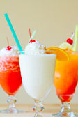 Mixed Drink Specials — Stock Photo