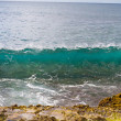 Stock Photo: Clear Waves Oahu Hawaii