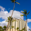 Time Share on Oahu Hawaii — Stock Photo #37104689