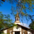 Tropical Church Hawaii — Stock Photo #37104719