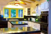 Hawaiian Kitchen in White — Foto de Stock