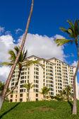 Time Share on Oahu Hawaii — Stock Photo