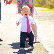 Running Away Baby — Stock Photo #37111351