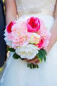 Blumen Brautstrauß — Stockfoto